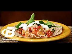 ▶ Healthy Recipes: Easy Salsa Chicken - Bodybuilding.com - YouTube