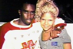 Puff Daddy and Misa Hylton Misa Hylton, Miss Fine, Puff Daddy, 90s Throwback, 90s Hip Hop, Old Love, Black Girl Aesthetic, Celebs, Celebrities