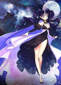 Queen Nehelenia (#Dead Moon Circus)