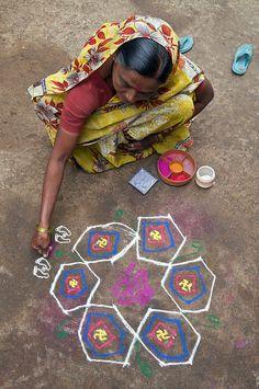 #Diwali decoration
