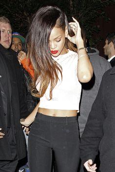 Rihanna's style >