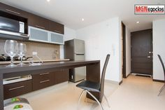 Clean, full kitchen with all cooking utensils necessary. There is always plenty of space for you to store your own food, also a full fridge for your food and beverages. Full Fridge, Best Location, Cooking Utensils, Luxury Apartments, Second Floor, Stove, The Good Place, Beverages, Flooring