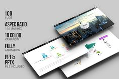 Troy - Business Powerpoint by izzatunnisa on Creative Market