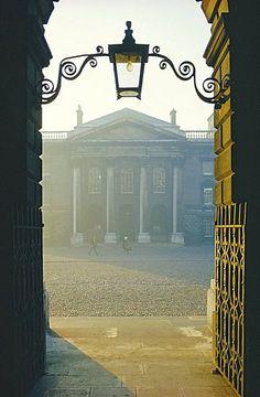 Trinity College, Dublin, Ireland/Eire