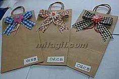 bolsas de regalo decoradas