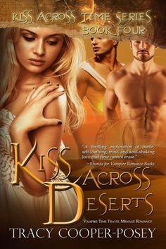 Kiss Across Deserts by Tracy Cooper-Posey at The Reading Cafe: http://www.thereadingcafe.com/kiss-across-deserts-by-tracy-cooper-posey-a-review/