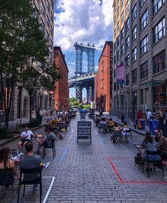Nyc Life, New York Life, New York Art, New York Photography, Travel Photography, Brooklyn Bridge Park, Manhattan Bridge, New York Photos, Street View