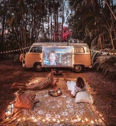 Vanlife Magazine, your first inspiration for Van Life. Learn how ma .,Vanlife Magazine, your first inspiration for Van Life. Learn how ma . - Vanlife Magazine, your first inspiration for Van Life. Learn how to travel …. Fun Sleepover Ideas, Sleepover Room, Cute Date Ideas, Dream Dates, Kombi Home, Van Living, Camper Life, Vw Camper, Volkswagen Bus Interior