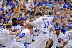 Power Rankings de MLB: Cachorros suben al tope del escalafón
