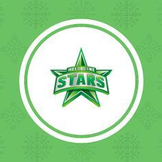 Melbourne Stars -  Big Bash League 2017 Team
