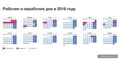 Правительство России в Твиттере: «График выходных и праздничных дней в 2016 году http://t.co/duDvwbfAuO»