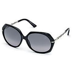 aa337a5623f4b4 Swarovski Cosmopolitan Black Lunettes de soleil - Asian fit   Femmes -  Accessoires - Lunettes de soleil