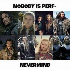 Baggins Bilbo, Legolas And Thranduil, Thorin Oakenshield, Gandalf, Movie Memes, Funny Memes, Image Triste, O Hobbit, The Hobbit Thorin