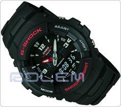 666cf439874 ANTYMAGNETYCZNY Casio G-Shock G-100 1B WYPRZEDAŻ - 5552323133 - oficjalne  archiwum allegro