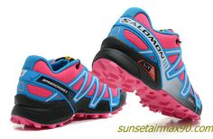 Salomon Speedcross 3 Womens Review Hot Pink Black Chlorine Blue Salomon Speedcross 3, Hot Pink, Pink Black, Blue, Athletic Shoes, Shoes Sneakers, Image Search, Fashion, Loafers & Slip Ons
