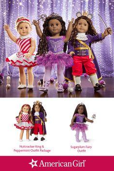 Ag Dolls, Girl Dolls, Doll Costume, Costumes, Christmas Gift List, Sugar Plum Fairy, Fairy Clothes, Fairy Dress, Ballet Beautiful