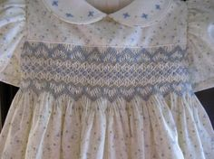 The hearts in this beautifully classic design will capture yours. While the stitches are basic their arrangement is beautiful and timeless. The center rows have been layered, blue over cream in this case, for added depth and interest. The PDF instant download file includes a professionally prepared color design plate for easy reading as well as written instructions. Pattern is suitable for any size garment. You are purchasing a smocking design plate only. The garment pattern is not included.