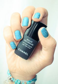 China Glaze Deviantly Daring and A England Galahad with Chanel Mat Velvet Top Coat