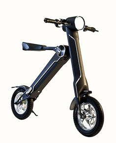 Best Electric Scooters For Commuting 3 Ebyke Folding Bike Scooter