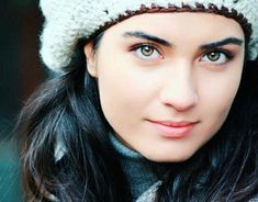 Beautiful Eyes, Most Beautiful, Beautiful Women, Short Hair Cuts, Short Hair Styles, Face Reference, Turkish Actors, Costume Design, Career