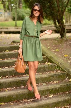 green for fall :)