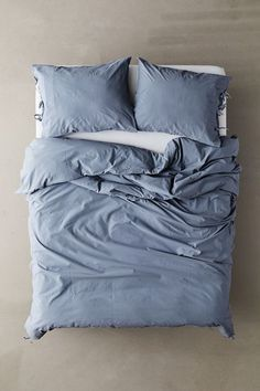 Light Blue Bedding, Blue Comforter, White Duvet, White Bedroom, Linen Duvet, Cotton Duvet, Master Suite, Dorm Comforters, Duvet Covers Urban Outfitters