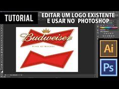 Como criar Rótulo de Cerveja Personalizado no Photoshop - YouTube