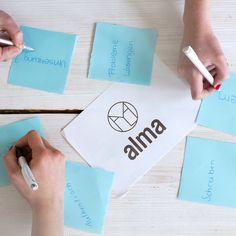 Unser alma Blog ist online -  Yippieh! Wer wir sind, was wir so machen und warum dich das interessieren könnte, erfährst du in unserem About. #alma #blog #dassindwir #about #bloglove #blogliebe