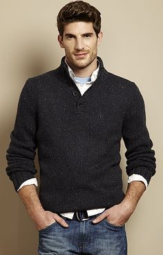 Menswear on pinterest liam hemsworth men 39 s style and for Sweater over shirt men