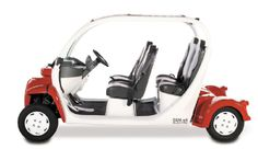 Learn more about the GEM car accessories that are available to you.
