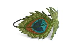 Peacock Feather Headband Beautifully Unique by TheFaerieMarket, $35.00