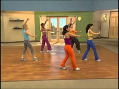 Ejercicio Salsa / Salsa Exercise 35-minute Video on YouTube