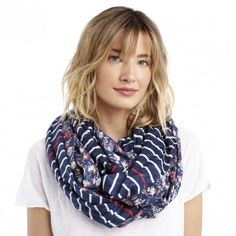 Sole Society Mixed Print Infinity Scarf | Sole Society Shoes, Bags and Accessories
