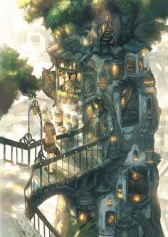 Tree House - Imperial Boy - Teikoku Shounen