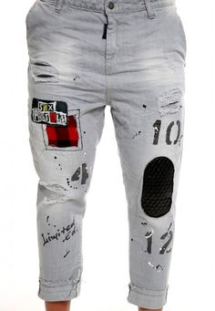 sex pistols jeans