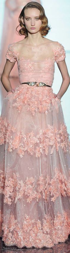 Zuhair Murad.Spring 2015 Couture