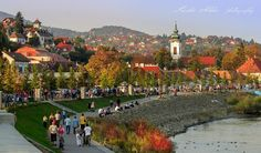 Szentendre. Hungary. Heart Of Europe, Homeland, Budapest, Countryside, Dolores Park, Places To Visit, Around The Worlds, Landscape, City