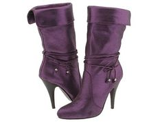 "ladies+boots | Purple Boots - NaNa ""Walter"""