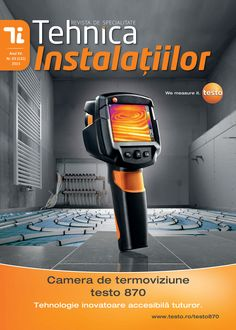 Revista Tehnica Instalatiilor nr. 03_132_2015 Home Appliances, Journals, House Appliances, Appliances