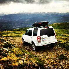 My LR4 in Colorado!