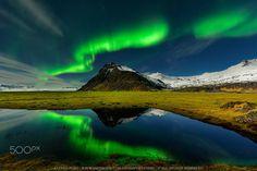 Cosmic adventure - (Near) Jökulsárlón - Iceland Nikon D810 + Nikon 14mm/ƒ/2.8 ©Álvaro Roxo | www.facebook.com/ARoxoPortfolio | 500px.com/aroxo | https://twitter.com/AlvaroRoxo | https://www.instagram.com/aroxo