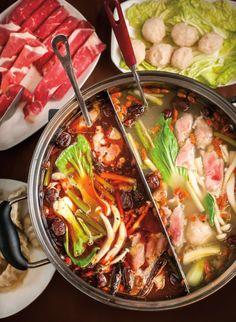 Sichuan Hot Pot at Chongqing Huo Guo