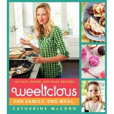 I think this cookbook would be a great gift for friends with little ones!  Weelicious: 140 Fast, Fresh, and Easy Recipes