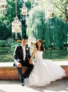 English wedding photo by Polly Alexandre Photography