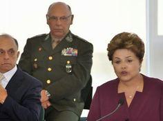 Folha Política: Dilma proíbe que militares comemorem Regime Militar e teme insubordinação da Reserva.  Dilma: A tua batata está assando!