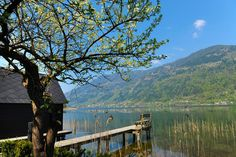 Carinthia, Parks, Camping, Austria, Europe, Mountains, Nature, Travel, Summer Time