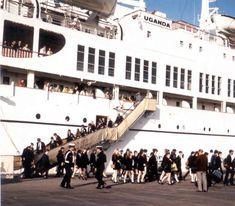 Educational cruise ship service
