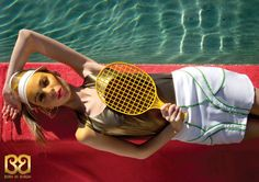 Poolside editorial published in Ellements Magazine, August 2013