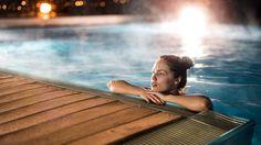4 #spas du #Québec aussi fabuleux que le Blue Lagoon | VoyageVoyage