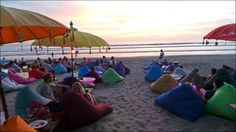 La Plancha,Bali Island,Indonesia - nice place for hang out